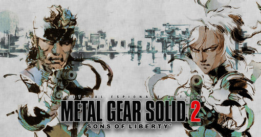Metal gear solid 2 sons of liberty hd playstation 3 alvanista medium 3460980 featured image fandeluxe Choice Image
