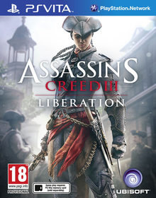 Box art for the game Assassin's Creed III: Liberation