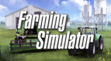 Box art for the game Farming Simulator