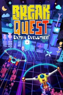 Box art for the game BreakQuest: Extra Evolution
