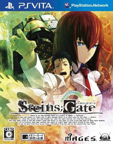 Box art for the game Steins;Gate