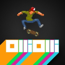 Box art for the game OlliOlli