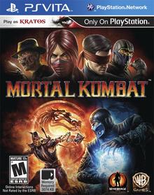 Box art for the game Mortal Kombat