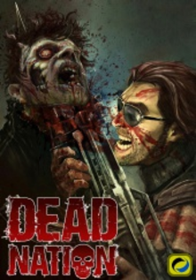 Box art for the game Dead Nation