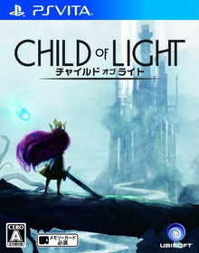 Box art for the game Child of Light