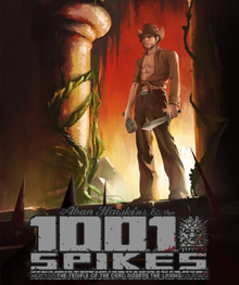 Box art for the game 1001 Spikes