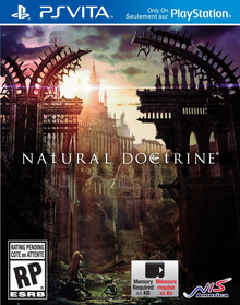 Box art for the game Natural Doctrine