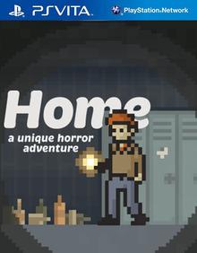 Box art for the game Home: A Unique Horror Adventure
