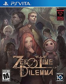 Capa do jogo Zero Escape: Zero Time Dilemma
