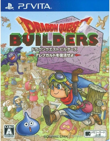 Box art for the game Dragon Quest Builders