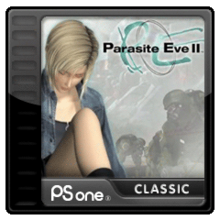 Box art for the game Parasite Eve II