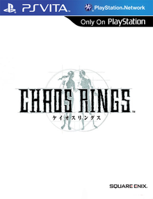 Box art for the game Chaos Rings