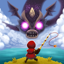 Box art for the game Legends of the Skyfish