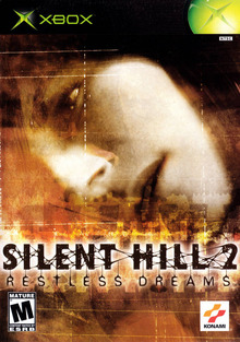 Box art for the game Silent Hill 2: Restless Dreams