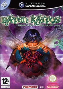 Box art for the game Baten Kaitos: Eternal Wings and the Lost Ocean
