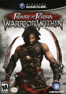 Box art for the game Prince of Persia: Warrior Within
