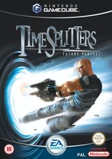 Box art for the game TimeSplitters: Future Perfect