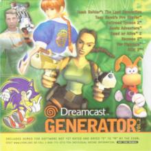 Box art for the game Sega Dreamcast Generator Demo Disc Vol. 2