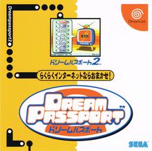 Box art for the game Dream Passport 2