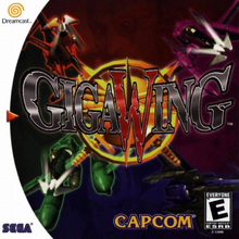 Box art for the game Giga Wing