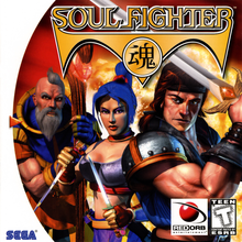 Box art for the game Soul Fighter