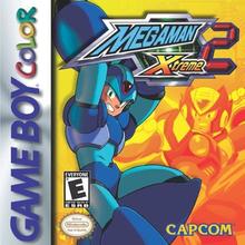 Box art for the game Mega Man Xtreme 2