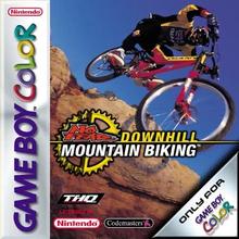 No Fear Downhill Mountain Bike Racing Gameboy Color