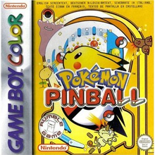 Box art for the game Pokemon Pinball