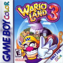 Box art for the game Wario Land 3