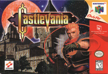 Box art for the game Castlevania