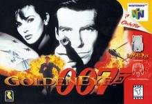 Capa do jogo GoldenEye 007
