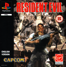 Box art for the game Resident Evil