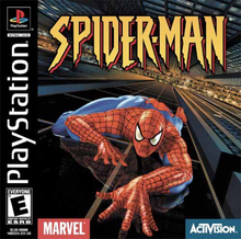 Box art for the game Spider-Man (2000)