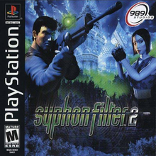 Box art for the game Syphon Filter 2