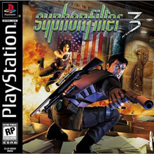 Box art for the game Syphon Filter 3