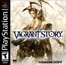 Box art for the game Vagrant Story