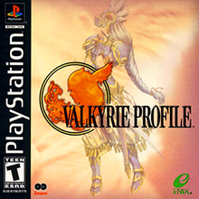 Box art for the game Valkyrie Profile