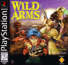 Box art for the game Wild ARMs