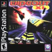 Box art for the game WipEout XL