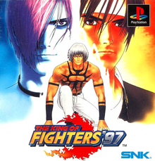 Box art for the game The King Of Fighters 97