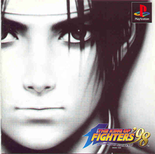 Box art for the game The King Of Fighters 98