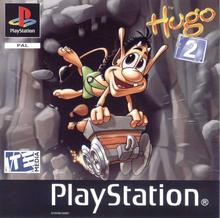 Capa do jogo Hugo 2