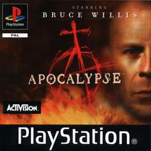 Box art for the game Apocalypse