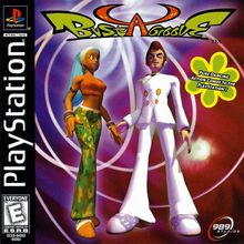 Box art for the game Bust A Groove