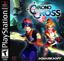 Box art for the game Chrono Cross