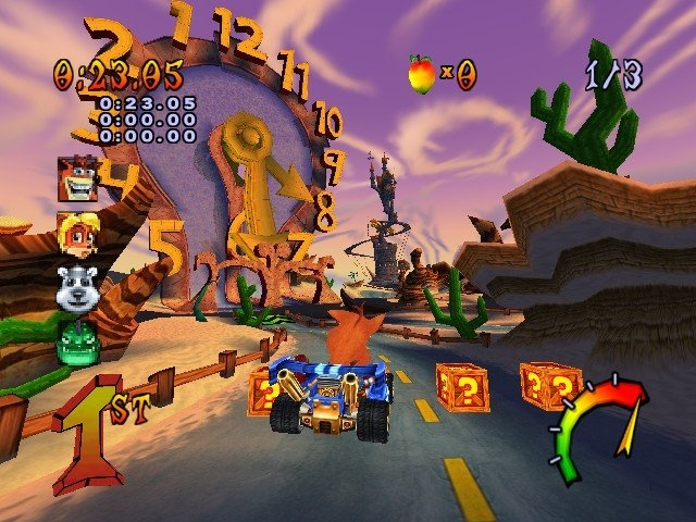 how to play crash warth of cortex on ps3