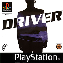 Box art for the game Driver