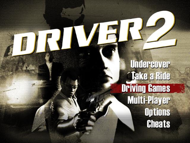 driver 2 playstation 1 cheats