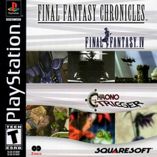 Box art for the game Final Fantasy Chronicles