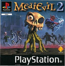 Box art for the game Medievil II
